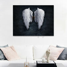 Modern Angel Wing Print Picture Art Canvas Wall Unframed Pictures For Home Decor