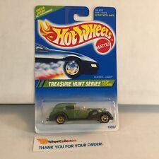 Classic Caddy #9 of 12 * Treasure Hunt 1995 Hot Wheels * F10