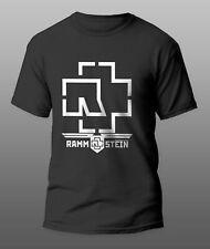 Rock Deutsche Band RAMMSTEIN Fans T Shirt 100% Baumwolle Cotton Hard Germany