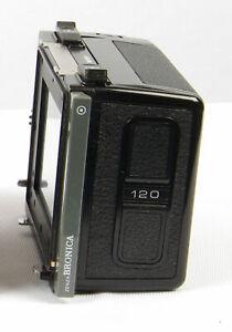 Zenza Bronica ETRS 120 Film Back -  6x4.5 Magazine for ETR ETRS ETRSi - V Good.