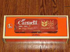 Lionel OScale 7001 Bilingual Government Gouvernement Canada Covered Hopper NIB