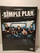 """""""SIMPLE PLAN"""" - Still Not Getting Any, authentic GUITAR-TAB Edition"""