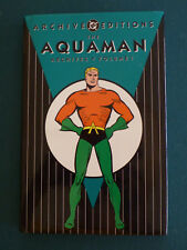 Aquaman - Archive Editions Vol. 1 Nm/Hc/Dj - Reduced -