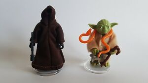"""Star Wars Vintage - 10 SMALL CLEAR Figure Display Stands 1"""" - NEW! MIX & MATCH"""