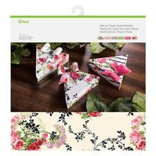 New Arrivals Cricut Deluxe Paper Anna Griffin Rose Medley