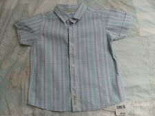 NWT Mothercare Boys Cotton Shirt Age 4 yrs Look!!