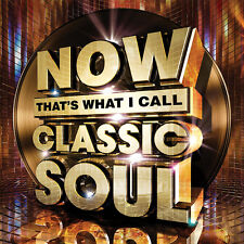 Now Thats What I Call Classic Soul Music (2017) 3 CD Set (60s 70s Music Motown..