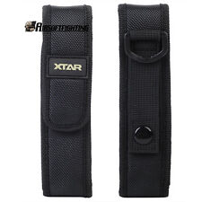 XTAR Belt Flashlight Torch Pouch Holster BK for XTAR TZ20 Surefire