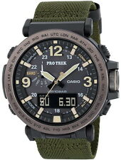 Casio Protrek Triple Sensor Ver.3 Tough Solar Men's Watch PRG-600YB-3