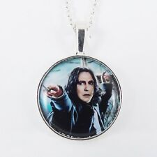 Severus Piton Collana ALWAYS Harry Potter Doe Alan Rickman Cervo Serpeverde