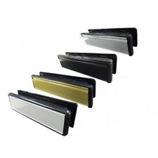 """10"""" Welseal Letterbox / Letterplate For Upvc / Timber Doors - All Colours"""