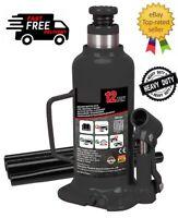 12 Ton Heavy Duty Professional Bottle Jack Hydraulic Jack  BBJ1112