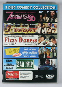 7 Things To Do Before Im 30 3 Days To Vegas Fizzy Bizness Cannes Man BadTrip DVD
