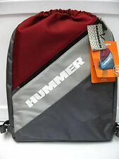 GM HUMMER Baja Computer Bakpack Notebook Back Pack Bag - Pad High Density Foam