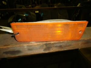 Driver Corner/Park Light Park Lamp-turn Signal Bumper Fits 87-91 SHADOW 1209