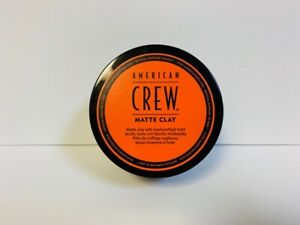 American Crew Matte Clay - 3 oz