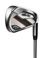 Callaway Mavrik Irons - Steel Shaft