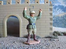 Vintage World war 2 Lone star German Afrika Korps surrendering 1:32 painted