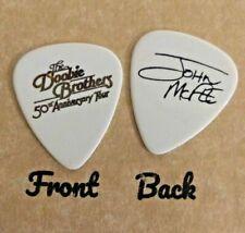 DOOBIE BROTHERS JOHN MCFEE signature guitar pick - novelty Q-F8