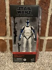 Star Wars Black Series Phase 1 Clone Trooper Lieutenant Attack Walgreens IN HAND