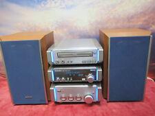 Design Stereoanlage Technics SC-HD55 mit Boxen, FB + Bluetooth