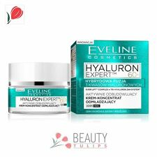 Eveline Bio Hyaluron 4D Lifting Day & Night Cream Concentrate 60+ SPF8 - 50ml