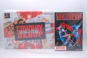 New! PS2 COWBOY BEBOP Tsuioku no Serenade Limited Edition Japan Import BANDAI
