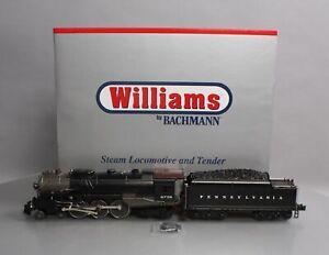 Williams 40107 PRR 4-6-4 Semi-Scale Hudson Steam Locomotive LN/Box