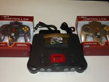 Nintendo 64 N64 System Console Complete with ZELDA MAJORA'S MASK & Guarantee