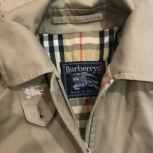 Vintage Burberry / Burberrys Ladies Jacket Size 12