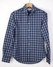 J.LINDEBERG Men Regular Fit Casual Shirt Size 37 - 14 1/2 AMZ875