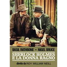 Sherlock Holmes E La Donna Ragno  [Dvd Nuovo]