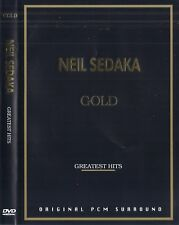 NEIL SEDAKA GOLD - Greatest Hits DVD NEW *FAST SHIPPING*