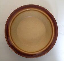 T. G. Green Church Gresley Brown wide rim soup bowl pottery