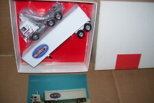 1996 Camel Express HF Campbell &Son  Winross Diecast Trailer Truck Post Card Pic