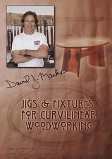Jigs & Fixtures for Curvilinear Woodworking DVD Instruction DIY  video