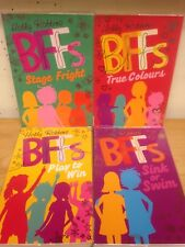 BFFs, by Holly Robbins: collection of 4 children's books