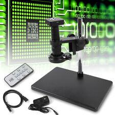 34mp 1080p Hdmi Usb Zoom Industrial Video Digital Microscope Camera180xlensampled