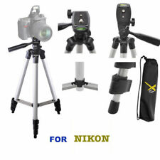 "50"" PROFESSIONAL LIGHTWEIGHT TRIPOD FOR NIKON D3000 D3100 D3200 D3300 D5000"