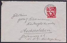 Dr im nº 661 EF en carta, gel. media ciudad-ascherleben 31.01.1938, dt rico.