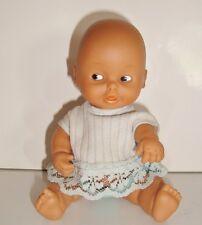 Poupée poupon bébé garçon métisse FAMOSA espagne (13cm)