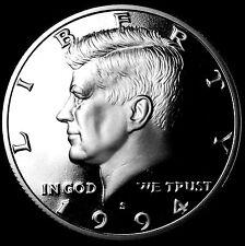 1994 S  Kennedy Mint Silver Proof Half Dollar from Original U.S. Mint Proof Set