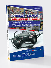 Mega Drive Collector´s Guide - Jetzt brandneu für alle Retro-Spiele-Fans!!
