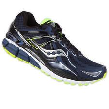 Saucony Echelon 5 Men's Running Shoes Size 10 Navy Black Citron S20276-1 NEW