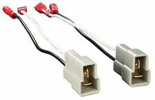 Speaker Connector Harness Wire Adapter 72-9300 Connection Adapter Clip Pair