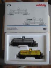 Marklin HO 4861 Alaska Railroad Freight Car Set - Limited Edition in 1993