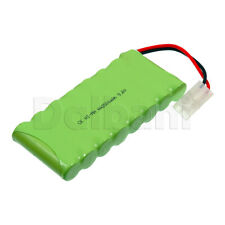 Rechargeable Battery Ni-MH AA with Cable 2 Pin 9.6V 2500mAh