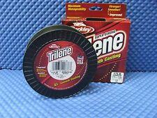 Berkley Trilene XL 17 lb 1000 yard Fishing Line CLEAR XLEP17-15 Economy Spool