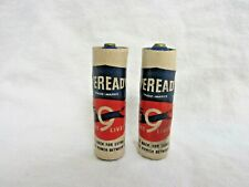 VINTAGE EVEREADY AA BATTERIES - PAPER COVERS 2 FOR 25 CENTS MARKED
