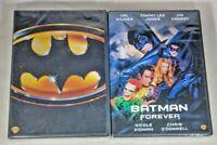 Batman lot New sealed DVD Disc Collection 2 Movies Lot wb Batman, FREE SHIPPING!